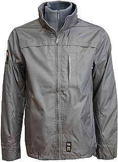 Crosshatch Mens Jacket Winstons Lightweight Waterproof Zip Up Windbreaker Coat