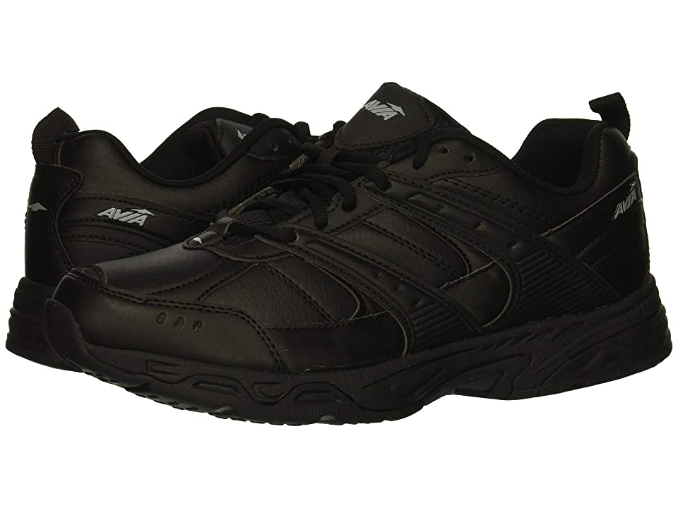 Avia Avi-Verge (Jet Black/Castle Rock) Men