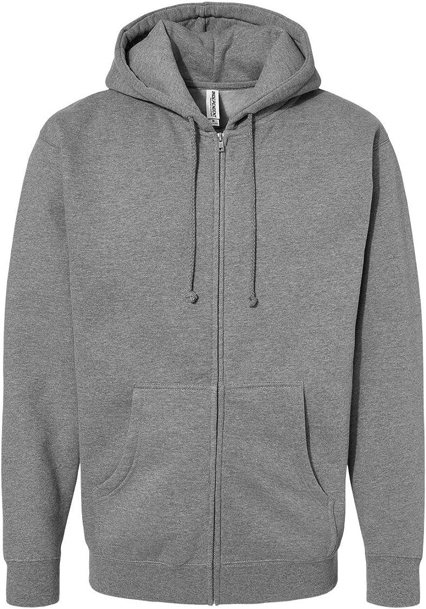 Independent Trading Co. - Oklahoma City Mall store Heavyweight Hooded Full-Zip Sweatshirt