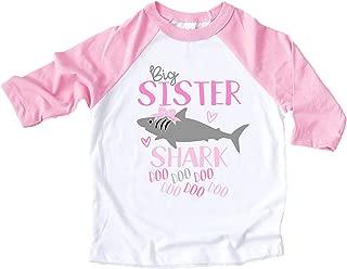 Best sister shark shirt Reviews