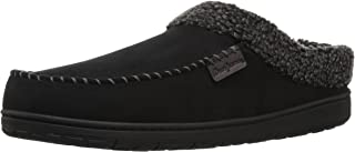 حذاء MFS Clog للرجال من Dearfoams W/Whipstitch & Mf