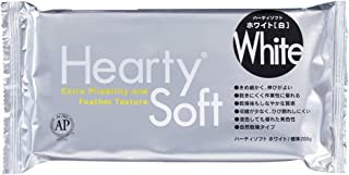Padico Hearty Soft Clay 200g Color White (Japan Import)