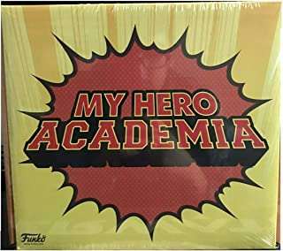 Funko POP: Animation : My Hero Academia Box gamestop Exclusive! Endeavor and Deku Onesie Vinyl Figurine