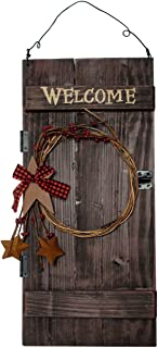 Ohio Wholesale Barn Door Welcome Sign, from our Everyday Collection