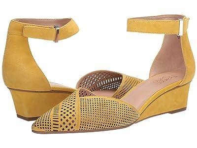 Franco Sarto Cammy 2 (Yellow Suede) Women