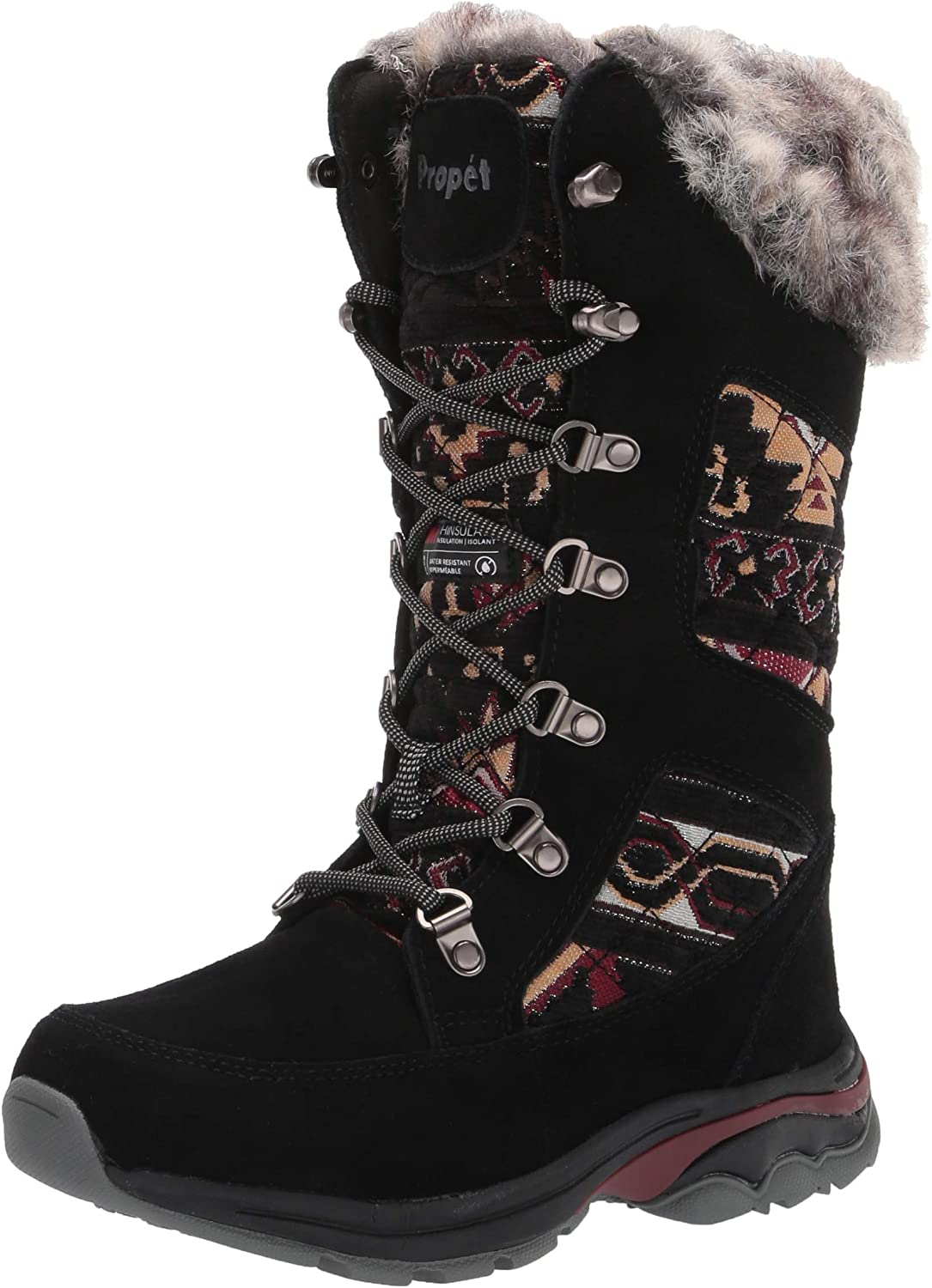 Limited price Propet Women's Peri Boot Snow National uniform free shipping