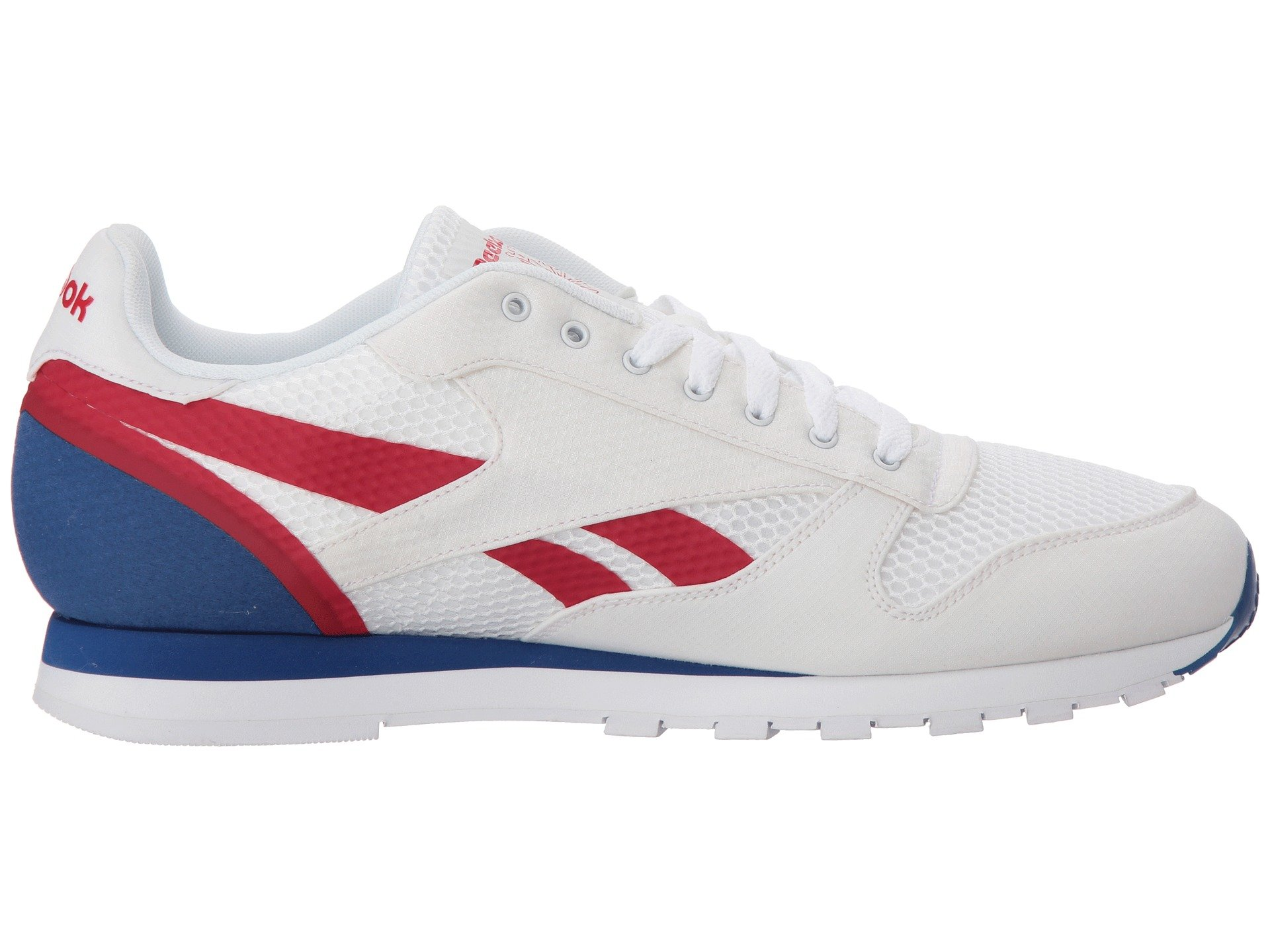 Leather White Dark Reebok Classic excellent Red Royal Mvs team Lifestyle FEqq7WIw