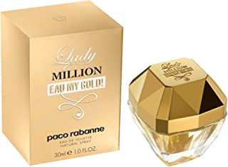 Paco Rabanne - Women's Perfume Lady Million Eau My Gold! Paco Rabanne EDT