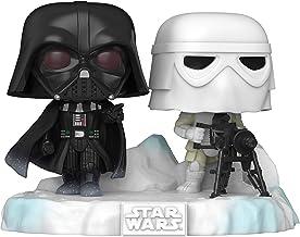 $24 » Sponsored Ad - Funko Pop! Deluxe: Star Wars Battle at Echo Base Series - Darth Vader and Snowtrooper Vinyl Figure, Amazon ...
