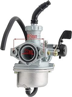 Auto-Moto 22mm Carburetor For Honda XR50 CRF50 XR70 CRF70 Carb