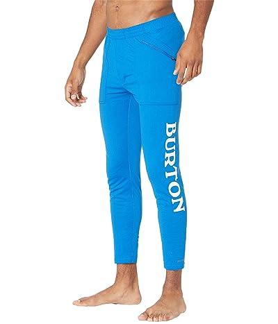 Burton Midweight Base Layer Stash Pants (Lapis Blue) Men