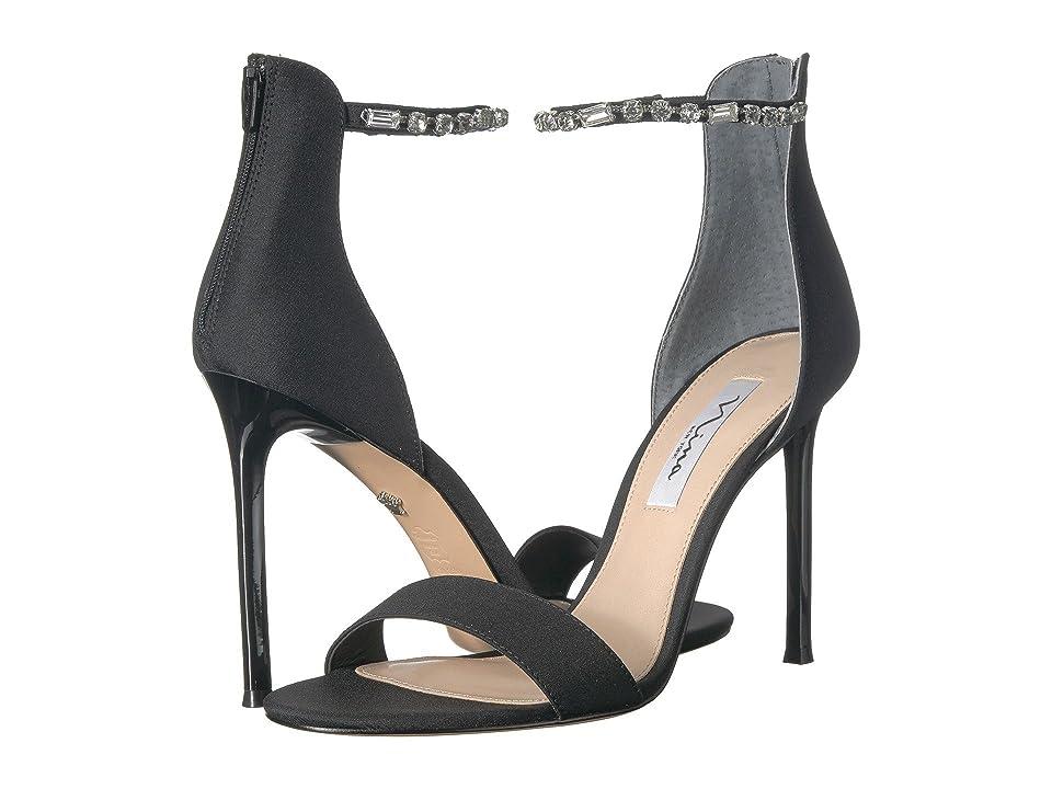 Nina Deena (Black Peau) High Heels