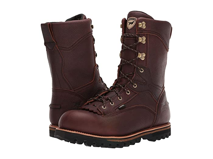 Irish Setter  Elk Tracker GORE-TEX 12 860 (Brown Worn Saddle Leather) Mens Waterproof Boots