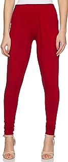 LUX LYRA Women's Leggings IC Legg Parry RED_Freesize