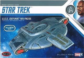 Polar Lights POL952 1:1000 USS Defiant-Star Trek: Deep Space Nine