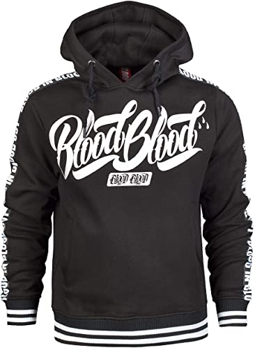 Blood in Blood out - Sweat-Shirt à Capuche - Homme
