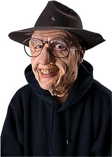 Reel F/X Gramps Prosthetic Old Man Face Kit 68835