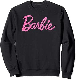 grey barbie sweatshirt