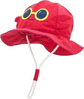 LOVINO Baby Boy Bucket Toddler Sun Hats UPF 50+ Kids Beach Caps Babies Summer Hats Sun Protection Hats for Baby