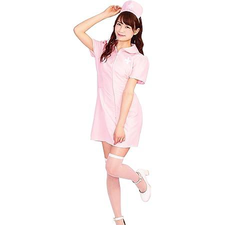 Party City トキメキグラフィティ コスプレ ピンクナース レディース ピンク