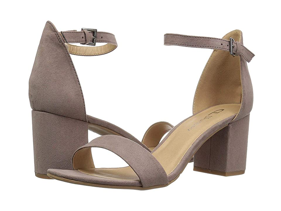 CL By Laundry Jessie (Taupe Super Suede) Women