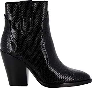 ASH Luxury Fashion Womens ESQUIRE07BLK Black Ankle Boots | Fall Winter 19