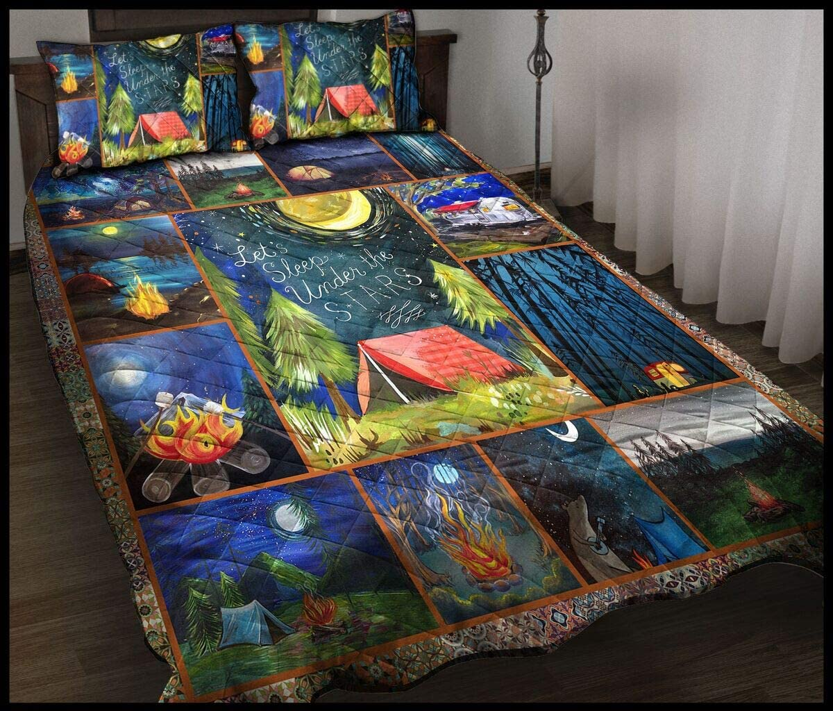 Personalized Lets Sleep Under Stars Quilt Mean Wor security You The Mom Raleigh Mall