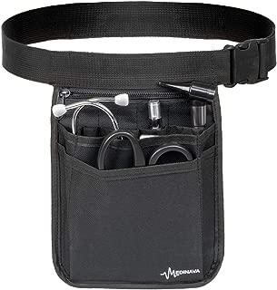 Medical Organizer Belt for Nurses - Multi-Compartment Bag Nurse Organizer Utility Medical Gear Hip Bag | Medical Care Kit Utility Waist Pack | Nurse Pocket Organizer Fanny Pack for Medical Basics