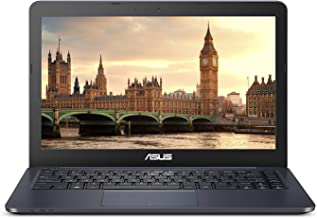 "ASUS Thin and Light 14"" HD Laptop w/ Office 365 (1year), AMD E2-6110 Quad Core 1.5GHz Processor, AMD Radeon R2 Graphics, 4GB RAM, 32GB eMMC + 1TB HDD, USB-C, WiFi, HDMI, Windows 10 S"