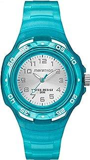 Timex Orologio da Polso, Quadrante Analogico da Bambini, Cinturino in Resina