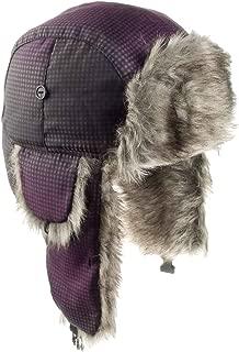 Insun Unisexo Gorros de Aviador Invierno Trooper Cazador de Nieve Sombrero