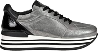 JANET SPORT Luxury Fashion Womens MCGLCAK000006075I Silver Sneakers | Season Outlet