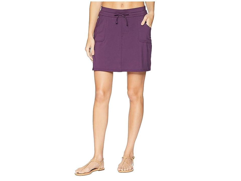 White Sierra Angel Island Knit Skort (Shadow Purple) Women