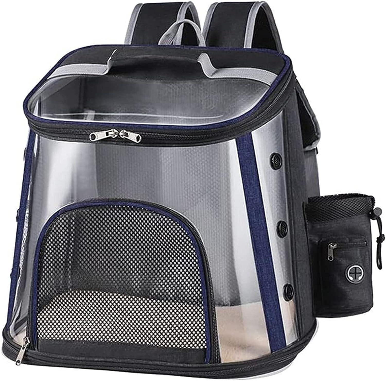 M3 Outlet SALE Decorium Pet Travel Super Special SALE held Carrier Cat Bag Transparent Backpack Dog