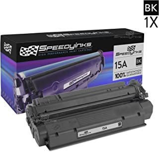 Speedy Inks Remanufactured Toner Cartridge Replacement for HP 15  HP15A (Black)
