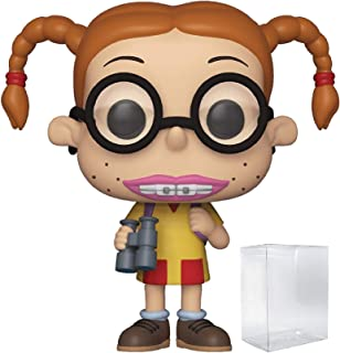 90s cartoons Hey Arnold Hey Arnold Statue Helga Bobblehead 90s Nick