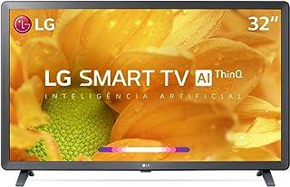 "2021 Smart TV LG 32"" HD 32LM627B WiFi Bluetooth HDR ThinQAI compatível com Inteligência Artificial"