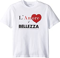 Dolce & Gabbana Kids - Love & Bellezza T-Shirt (Big Kids)