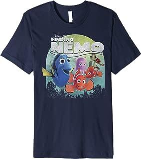Pixar Finding Nemo Group Shot Poster Premium T-Shirt