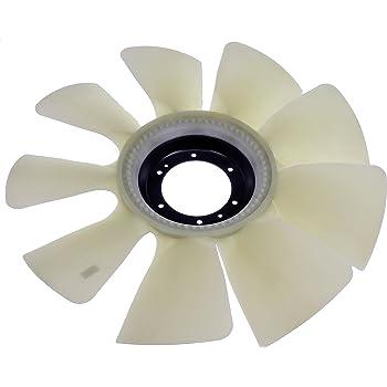 Dorman Engine Cooling Fan Pulley Bracket fits Dodge Ram 2500 2003-2010 44DBWF