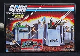 G. I. Joe Headquarters Command Center Box Art Refrigerator Magnet.