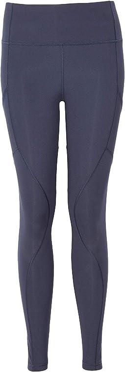 Seamed Legging