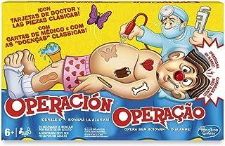 comprar comparacion Hasbro Gaming B2176B09 Operación - Juego para niños, 6+ años