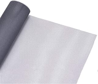 - Blanco para Puerta y Ventana Tela Mosquitera Sin Deshilacharse al Cortar Malla Standard para Ventanas XXYANZI Mosquitera de Fibra de Vidrio 0.8x1m