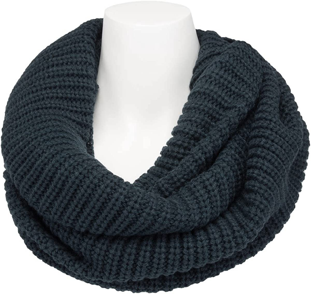 DG Hill Women's Year-end gift Infinity Free shipping anywhere in the nation Scarf Wrap Warm for Lightweight