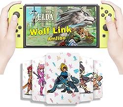 $20 » AIZIJI 24Pcs The Legend of Zelda Breath of The Wild NFC Card, Link's Awakening Zelda Botw Game Rewards Card, Compatible wi...