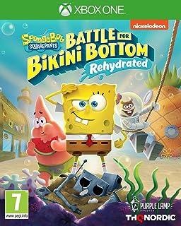 SpongeBob SquarePants: Battle for Bikini Bottom - Rehydrated (Xbox One)