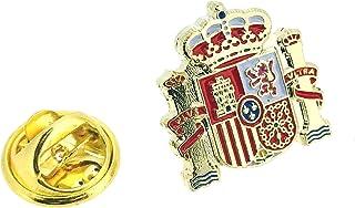 Gemelolandia | Bandera de España Gemelos Pin de Solapa Llavero Pulsera Accesorios con la Bandera Española Gemelos Original...