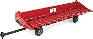 TOMY 1/16 Big Farm Case IH 4412 Carro de maíz y cabecera