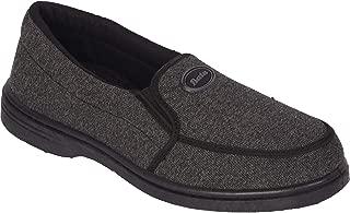 BATA Men Grey Canvas Shoes Classic